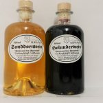 Fruchtweine/ Apothekerflasche